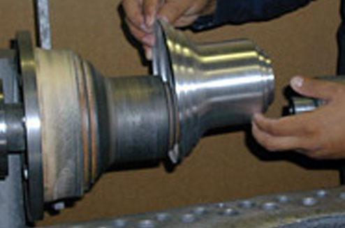 Metal Spinning Services Bell Gardens California